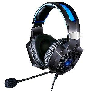 Headset Gamer Hp H320gs 7.1 Usb Preto