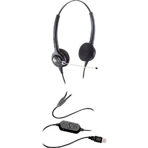 Fone de Ouvido Headset FELITRON Biauricular Epko Compact