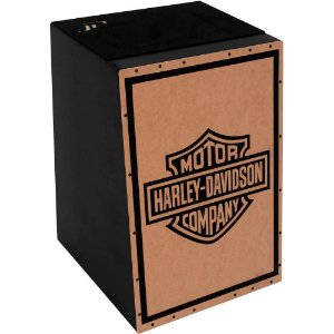 Cajon Eletrico Jaguar K2-hd Harley Davidson Inclinado