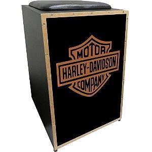 Cajon Elétrico Jaguar K2 Cor-007 Harley Davidson