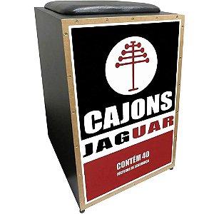 Cajon Elétrico Jaguar K2 Cor-006 Fósforo Inclinado