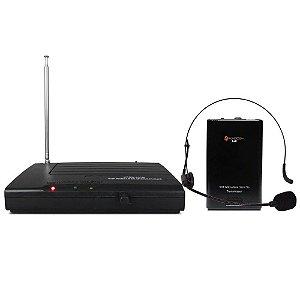 Microfone Sem Fio Kadosh K-231H Headset