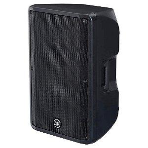 Caixa Acústica Ativa Yamaha Dbr15 15 465w Preta