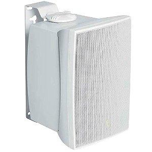 Par De Caixas Acústicas Jbl C521b 40w Som Ambiente Branca