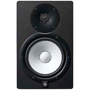 Monitor De Referência Yamaha Hs8 120w Rms Para Estúdio