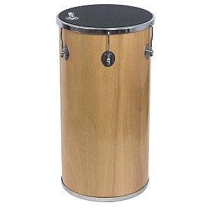 Tantan Luen Percussion 70x14 Verniz Cromadas com Pele Korino