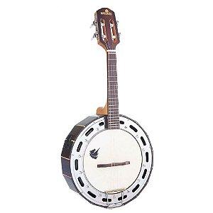 Banjo Jacarandá Eletro-Acústico Marquês BAJ-99 Ativo Natural