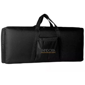 Bag Capa AVS BIT044SL Super Luxo para Teclado 88 Teclas
