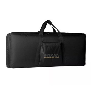 Bag Capa AVS BIT057SL Super Luxo para Teclado 61 Teclas