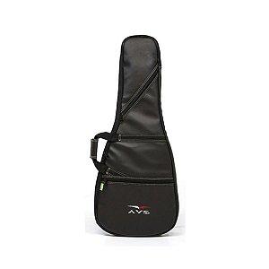 Bag Capa AVS BIC006EX Executive Preto para Guitarra