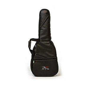 Bag Capa AVS BIC005EX Executive Preto para Contrabaixo