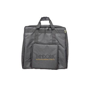 Bag Capa AVS BIT041SL Super Luxo para Acordeon 80 Baixos