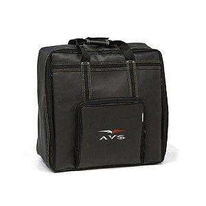 Bag Capa AVS BIT035EX Executive para Acordeon 120 Baixos