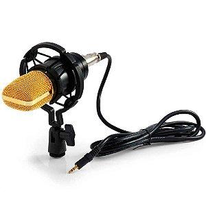 Microfone Condensador MXT MX-700 Pod Cast