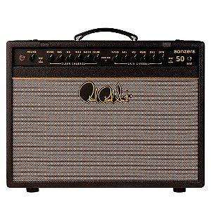 """Caixa Amplificada PRS Sonzera 50 50w Valvulado 1x12"""" para Guitarra"""