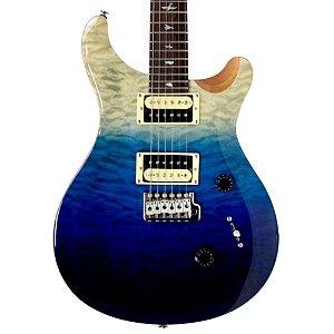 Guitarra PRS CU4 Custom Double Cutaway Blue Fade