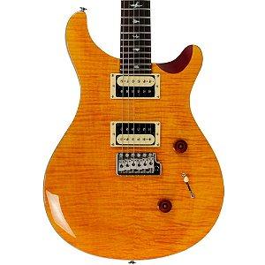 Guitarra PRS CU4 SE Custom LTD Edition Vintage Yellow