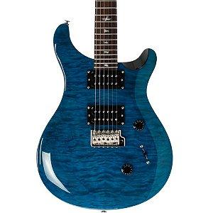 Guitarra PRS CU4Q Custom Quilted Top Ltd Edition Sapphire