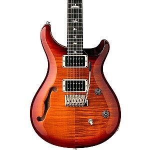 Guitarra Semi-Acústica PRS EHM4FNMTIBT Dark Cherry