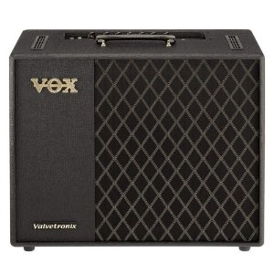 Caixa Amplificada Vox Valvetronix VT100X Valvulado para Guitarra