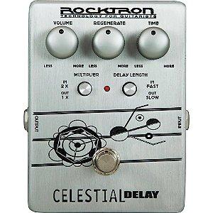 Pedal de Efeito Rocktron Celestial Delay