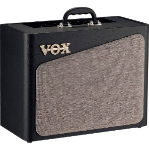 Caixa Amplificada Vox AV15 1x8 15W Válvulado para Guitarra
