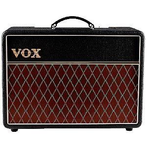 Caixa Amplificada Vox AC10C1 1x10 10W Valvulado