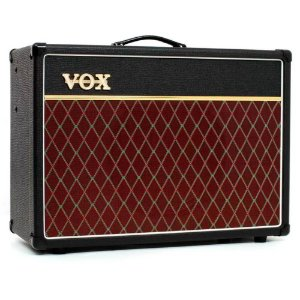 Caixa Amplificada Vox AC15C1X 1x12 15W Valvulado