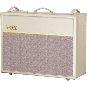 Caixa Amplificada Vox AC30C2 LTD ED 2x12 30W Cream