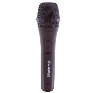 Microfone Dinâmico Waldman K-3500 Cardioide