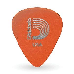 Kit com 10 Palhetas D'Addario 1DOR2-10 Para Guitarra Duralin Leve