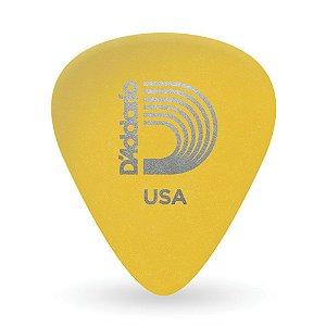 Palheta D'Addario 1DYL3-10 Para Guitarra Duralin Leve Média (Pacote Com 10)
