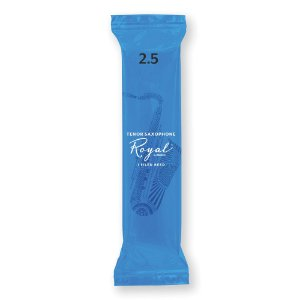 Palheta D'Addario 25/RKB0125-B25 Sax Tenor2.5 Woodwinds Rico Royal