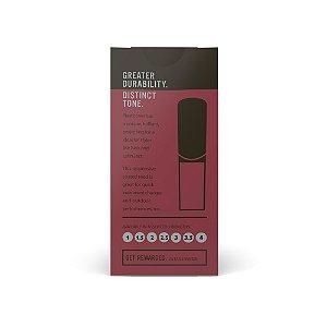 Palheta D'Addario RRP05ASX150 Sax Alto 1.5 Woodwinds Plasticover (caixa com 5)