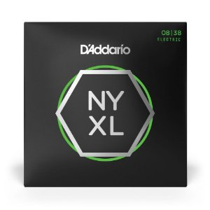 Encordoamento D'Addario NYXL0838 Guitarra .008