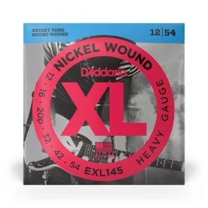 Encordoamento D'Addario EXL145 .012 para Guitarra