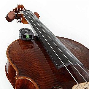 Afinador NS Micro Para Violino D\u0027Addario PW\u002dCT\u002d14