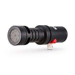Microfone Direcional Rode VideoMic ME-L para Smartphone