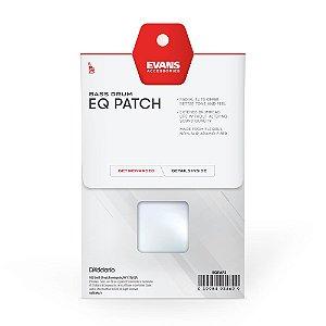 Pad Protetor Para  Pele De Bumbo EQ PATCH Aramid Fiber (X2)  Evans EQPAF1