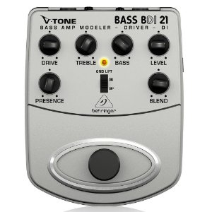 Pedal Behringer V-Tone Bass Driver DI BDI21
