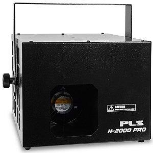 Maquina de Fumaça PLS H-2000 PRO 220V