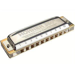 Harmonica Hohner M55016 360 Box