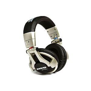 Fone de ouvido circumaural profissional para DJ com fio - SRH750DJ - Shure