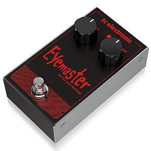 Pedal para Guitarra TC Electronic Eyemaster Metal Distortion