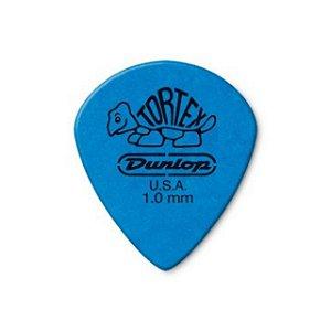 Kit com 72 Palhetas Dunlop 468R 1,00mm Tortex Flex Jazz III