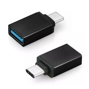 Adaptador Soundvoice Lite OTG-02 Tipo C Macho / USB Fêmea