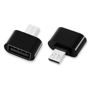 Adaptador Soundvoice Lite OTG-01 USB Macho / Micro USB Fêmea