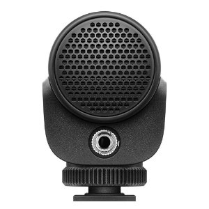 Microfone Sennheiser MKE200 Super cardioide Preto