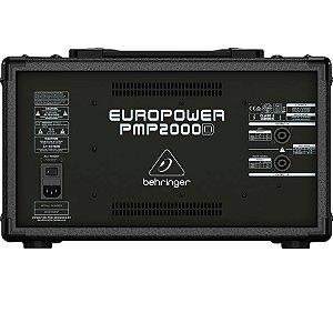 Mixer EuroPower 110V - PMP2000D - Behringer