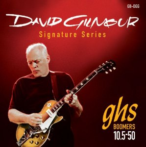 GB-DGG - ENC GUIT 6C SIG. DAVID GILMOUR 010.5/050 - GHS